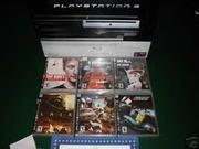 Sony Playstation 3 60GB Us Version……..……....$200us Dollars.